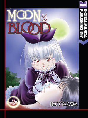 cover image of Moon and Blood, Volume 3