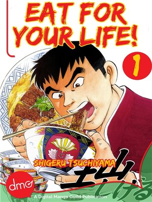 cover image of Eat For Your Life!, Volume 1
