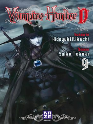 cover image of Vampire Hunter D (Version française), Volume 4