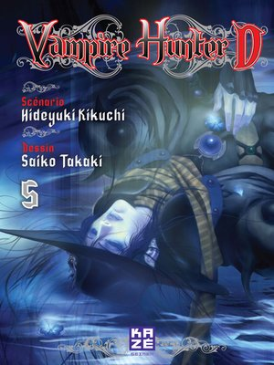 cover image of Vampire Hunter D (Version française), Volume 5