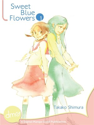 cover image of Sweet Blue Flowers, Volume 1