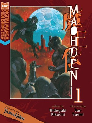 cover image of Maoden, Volume 1