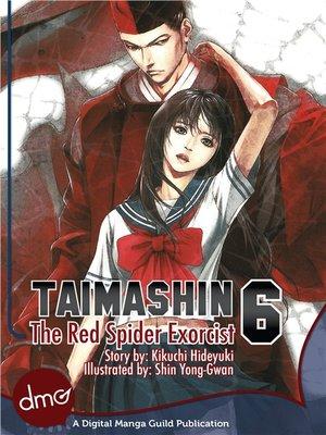 cover image of Taimashin, Volume 6