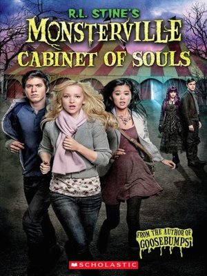cover image of Cabinet of Souls