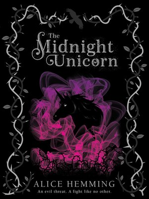 cover image of The Midnight Unicorn
