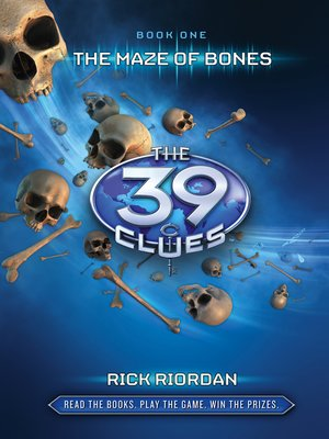 cover image of The Maze of Bones