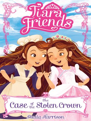 cover image of The Case of the Stolen Crown