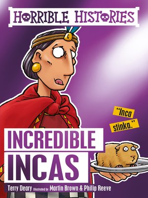 cover image of The Incredible Incas
