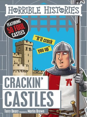 cover image of Crackin' Castles