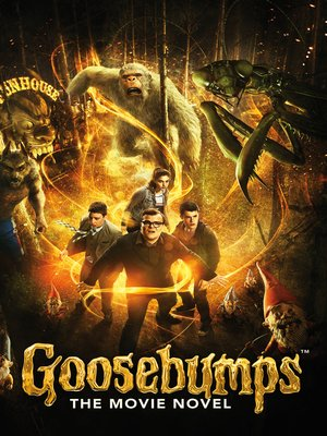 cover image of Goosebumps