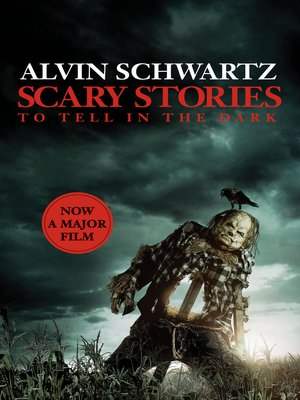 cover image of Scary Stories to Tell in the Dark