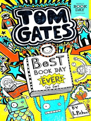 cover image of Best Book Day Ever! (so far)