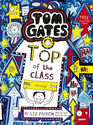 cover image of Top of the Class (Nearly)