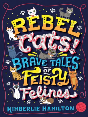 cover image of Rebel Cats!