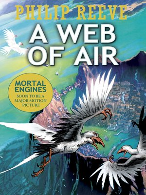 cover image of A Web of Air