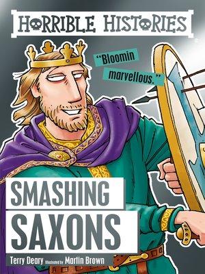 cover image of Smashing Saxons