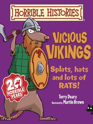cover image of Vicious Vikings