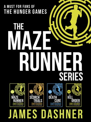 cover image of The Maze Runner Complete Collection