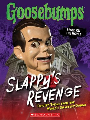 cover image of Slappy's Revenge