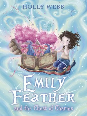 cover image of Emily Feather and the Chest of Charms