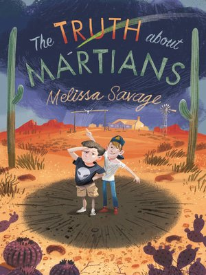 cover image of The Truth About Martians