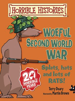 cover image of Woeful Second World War