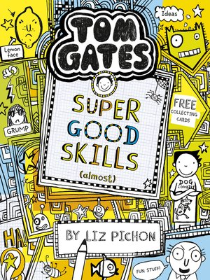 cover image of Super Good Skills (Almost...)