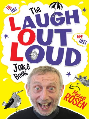 cover image of The Laugh Out Loud Joke Book