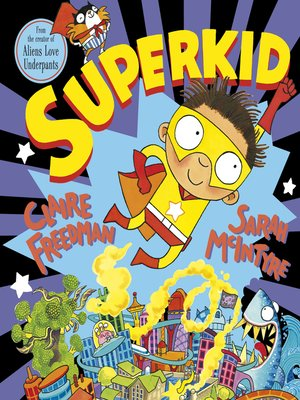 cover image of Superkid