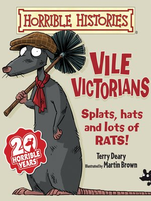 cover image of Vile Victorians