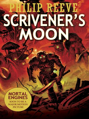 cover image of Scrivener's Moon