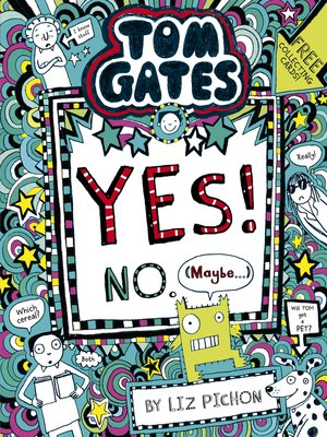 cover image of Yes! No (Maybe...)