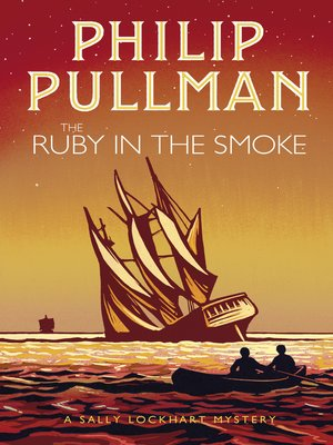 cover image of The Ruby in the Smoke