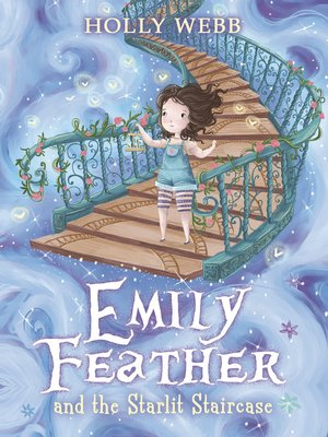 cover image of Emily Feather and the Starlit Staircase