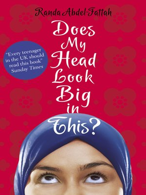 cover image of Does My Head Look Big in This?