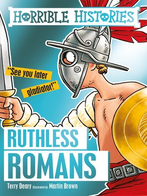 cover image of Ruthless Romans