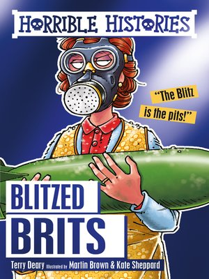 cover image of The Blitzed Brits