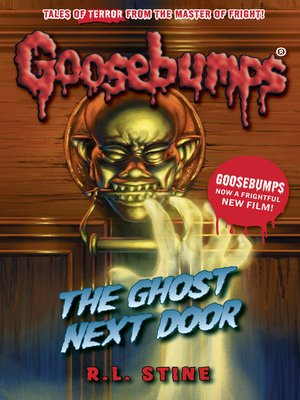 cover image of The Ghost Next Door