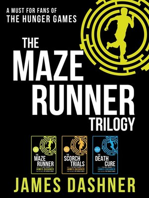 cover image of The Maze Runner Trilogy