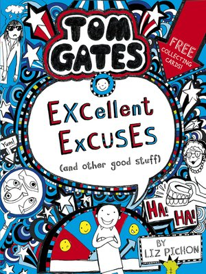 cover image of Excellent Excuses (and Other Good Stuff)
