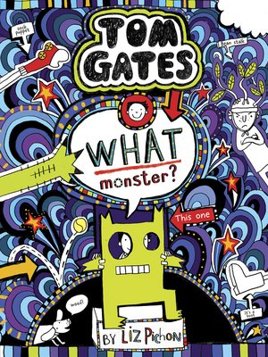 cover image of What Monster?