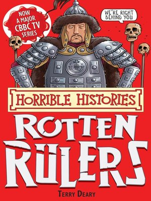 cover image of Rotten Rulers
