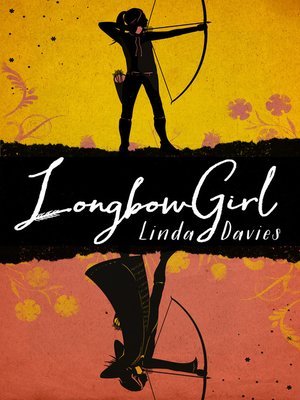 cover image of Longbow Girl