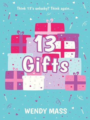 cover image of 13 Gifts