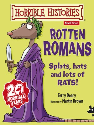 cover image of Rotten Romans
