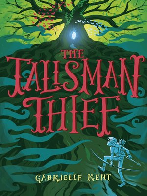 cover image of Alfie Bloom and the Talisman Thief