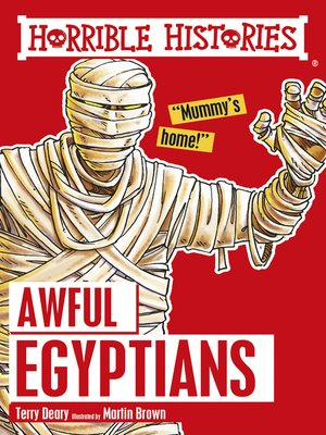 cover image of Awful Egyptians