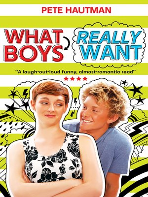 cover image of What Boys Really Want