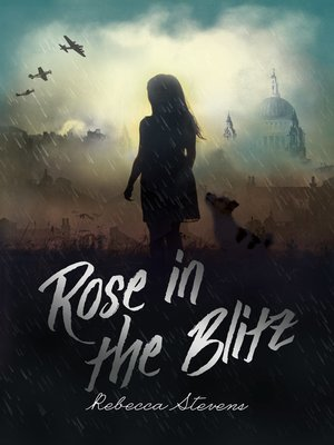 cover image of Rose in the Blitz