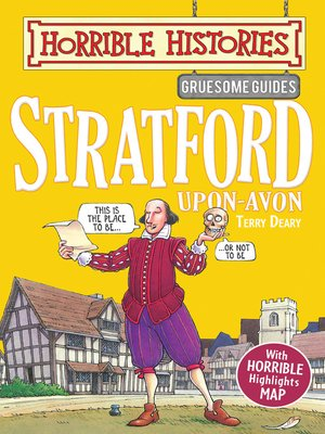 cover image of Stratford-upon-Avon